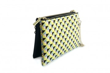Pochette Lamonedera double yellow
