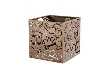 Letters Cube