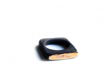 Ring OrganicBlack