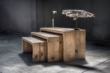 Panca-Coffee table Patchwork