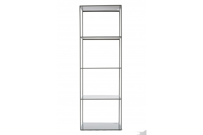 Metal Bookcase Batavia