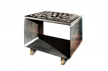 Side table Mono Inlay