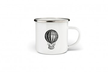 Hot-air balloon Mug