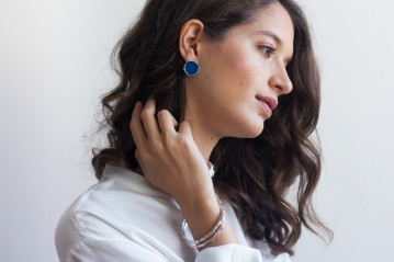 Coriandoli earrings