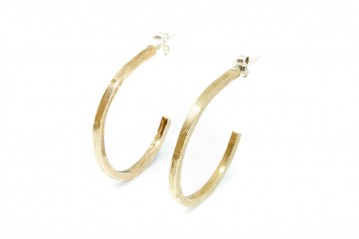Demi-hoop Earrings