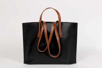 Shopper I PASSI black