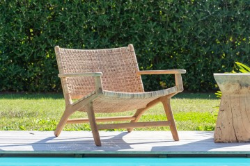Lounge Armchair Popsicle