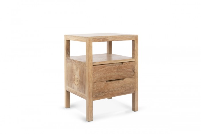 Babel Bedside Table