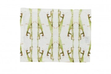 Set of 2 Placemats Fate Mantises