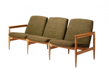Original 3 Seater Sofa - 1960s