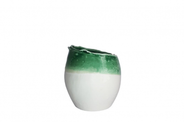 Cocoon Vase Small