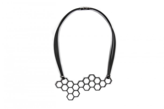 Necklace Hexagon