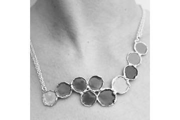 Coriandoli necklace