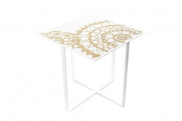 Coffee table series Flower