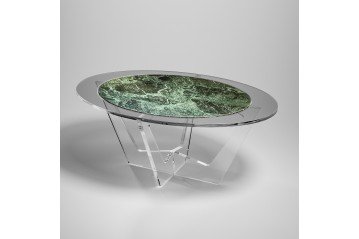 Oval coffee table Hac