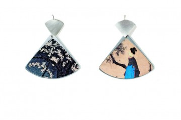 Surimono VP earrings